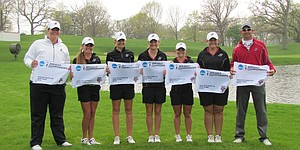 D2 women's regional notes: Indy senior class completes sweep
