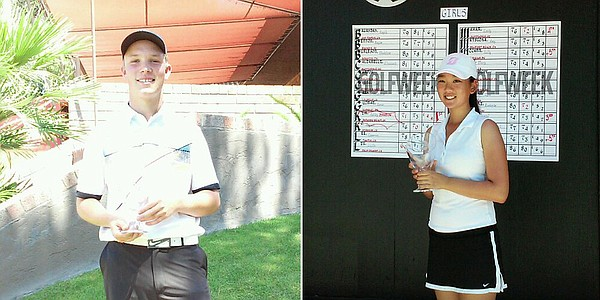 Golfweek West Coast Junior: Reeves wins again, Kim holds on