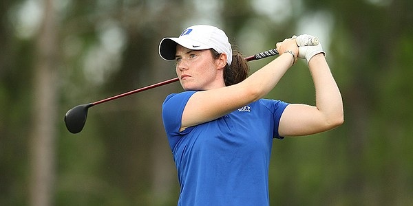VIDEO: Duke's Leona Maguire accepts ANNIKA Award