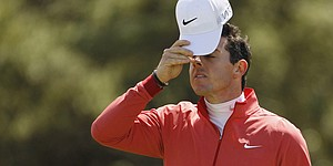 Rory McIlroy struggles to opening 80 at Irish Open