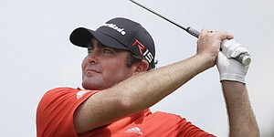 Steven Bowditch careers it for AT&T Byron Nelson lead