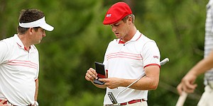 No big numbers, no mess for SMU's DeChambeau at Concession