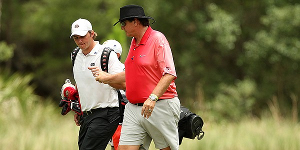Georgia channels inner A squad in time to crash NCAA match play