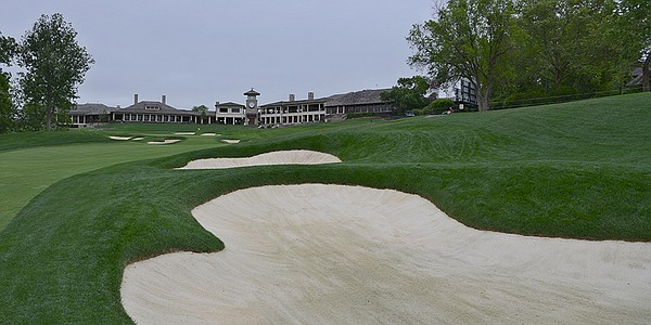 Nicklaus' bunker-removal project at Muirfield won't make 18th any easier
