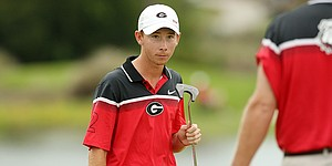 Lee McCoy, small but mighty, powers Georgia to NCAA semis