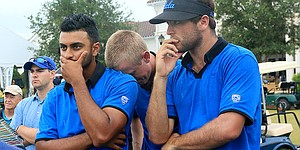 PHOTOS: NCAA Championship, match play