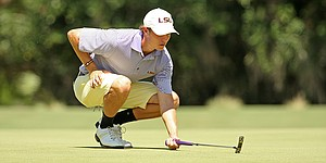 LSU's Pierce has surgery to repair neck fracture