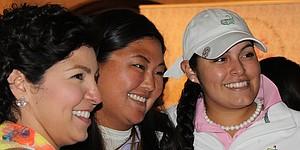 In LPGA circles, Val Skinner an inspiration for giving back