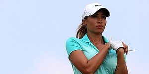 Cheyenne Woods scores concert tickets, course record in Ontario