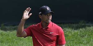 For better or worse, this is Tiger Woods