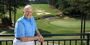 John Derr, 97, enjoyed company of golf and journalism titans