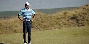 Tiger enters U.S. Open at lowest ranking in nearly 20 years