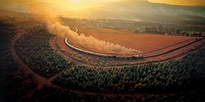 40 reads: Golf safari by rail in South Africa