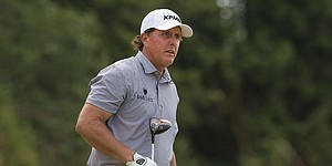 Notes: Mickelson's strategy, McDowell's lesson, numbers