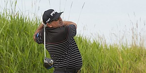 Cabrera remains patient after pedestrian U.S. Open start