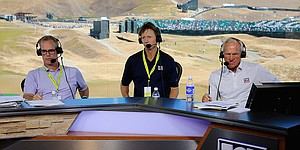 Fox makes halting strides on Day 2 of U.S. Open coverage