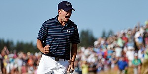 Jordan Spieth makes history with thrilling U.S. Open victory