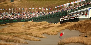 Criticism aside, Chambers Bay delivers in quantity (drama) and quality (Spieth)