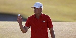 Jordan Spieth's major-winning formula? Play hard, take chances