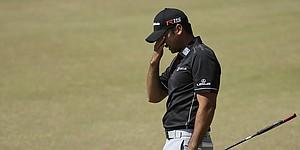 Jason Day's heroic U.S. Open week ends short of title