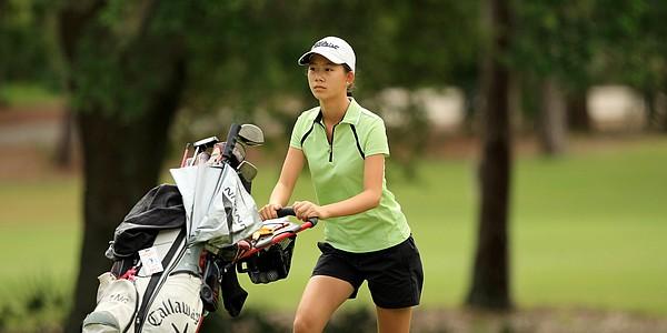Sisters Courtney, Kelsey Zeng watch bond strengthen through golf