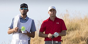 Homecoming victory caps �dream come true� for Spieth�s caddie at U.S. Open