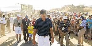 Oddsmakers focus on Jordan Spieth, Rory McIlroy for remaining majors