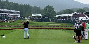 PGA Tour aces merit Greenbrier fans a wad of cash