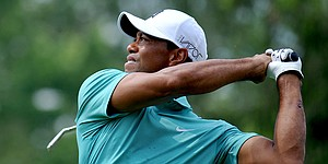 Tiger brings old ballstriking to Greenbrier, but is he 'back'?