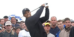Jordan Spieth's Grand Slam chase lacks the hype of Tiger's 2002 run