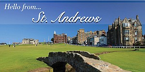 Postcards from St. Andrews: Around the edges at 2015 British Open