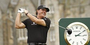 Phil Mickelson brings confidence to St. Andrews despite victory drought