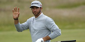 Inner demons? Not a factor in Dustin Johnson's British Open run