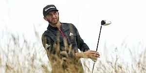 Johnson falters on another major Sunday, falling out of British Open chase