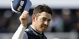 On a packed British Open leaderboard, Louis Oosthuizen stands out