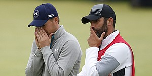 PHOTOS: Emotions run high on final day of British Open