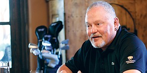 Bob Parsons has a grand plan in new golf equipment company