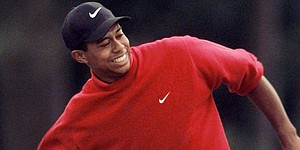 40 reads: Tiger Woods quiets doubters with 1997 Masters romp
