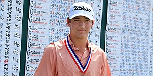 Mancheno medals at U.S. Junior Amateur, earns match-play top seed
