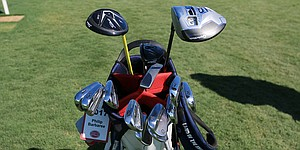Winner's bag: Philip Barbaree, U.S. Junior Amateur