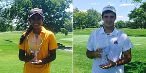Sulkar, Orewiler take Golfweek Midwest Junior titles at Cog Hill