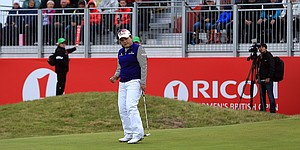 With British Open title, Inbee Park wins Rolex Annika Major Award