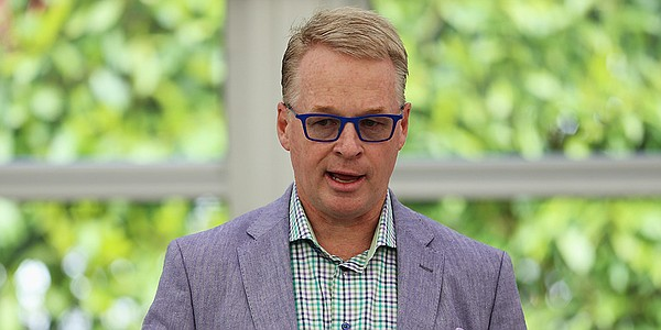 On Keith Pelley's first day with European Tour, the mission is clear