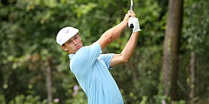 SMU's Bryson DeChambeau cruises to Round of 32 at U.S. Amateur