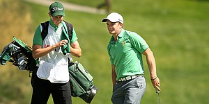 Comfortable with spotlight, Dunne reaches quarters at U.S. Amateur
