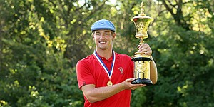 DeChambeau rises to top of amateur game with a style (and set of clubs) all his own