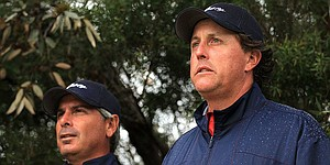 Babineau: U.S. team had better options than Phil Mickelson