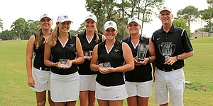 Texas-Tyler women edge Sewanee for Golfweek DIII Fall Invitational title