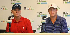 Dru Love ready for PGA Tour debut alongside dad at RSM Classic