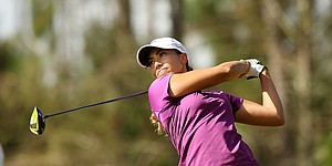 Cheyenne Woods stages comeback to earn LPGA card at Q-School
